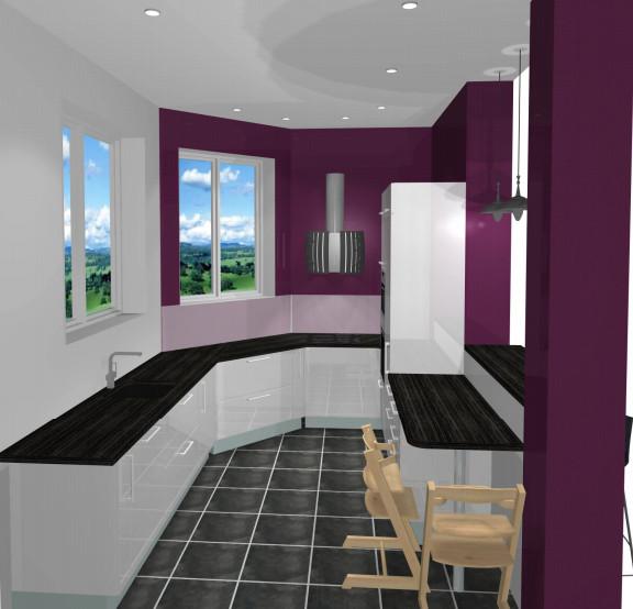 exemple de devis de cuisine quip e. Black Bedroom Furniture Sets. Home Design Ideas