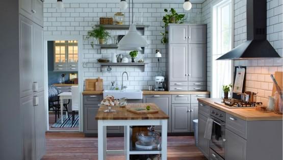 Prix moyen d\'une cuisine Ikea, avantages et inconvénients de la ...