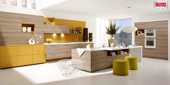 Tendances 2014 : découvrez les nouvelles cuisines design - Le Blog ...