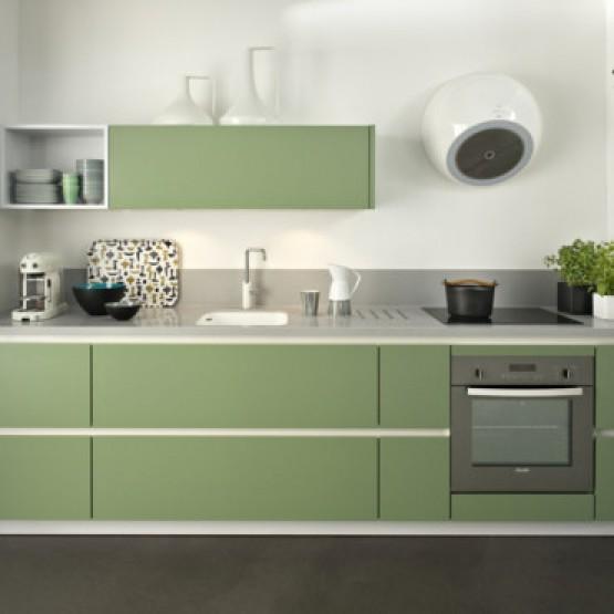 Quelle couleur pour votre cuisine quip e cuisine for Cuisine equipee verte