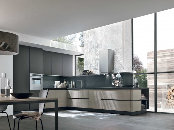 tendances 2014 d couvrez les nouvelles cuisines design le blog d co cuisine. Black Bedroom Furniture Sets. Home Design Ideas