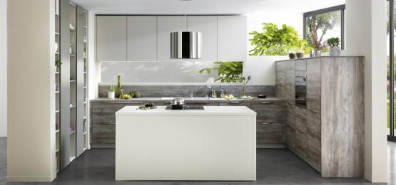 la cuisine avec ilot central : tendance, conviviale et pratique
