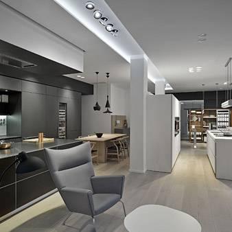 ouverture d'un studio concept bulthaup à annecy - le blog déco cuisine - Cuisine Equipee Haut De Gamme