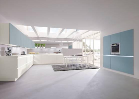 les cuisines tout en couleur quel ton choisir pour ma cuisine le blog d co cuisine. Black Bedroom Furniture Sets. Home Design Ideas